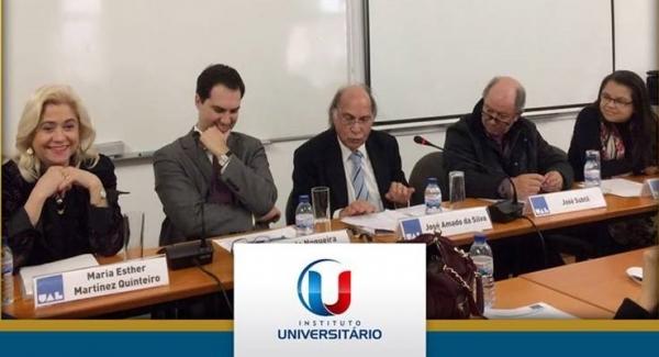 I Seminário entre a UFMA e UAL sobre a Democracia e Justiça no espaço Ibero–Americano