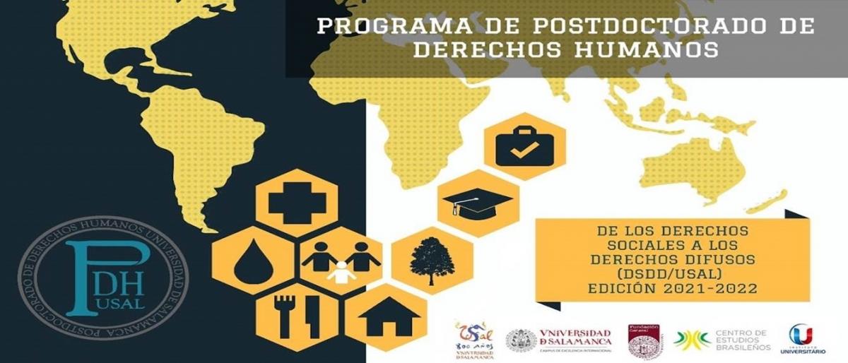 Pós-Doutorado em Direitos Humanos, Direitos Sociais e Direitos Difusos (Perspectiva Comparada: Brasil e Espanha)