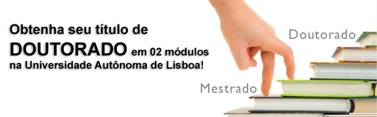 Doutorado em Lisboa