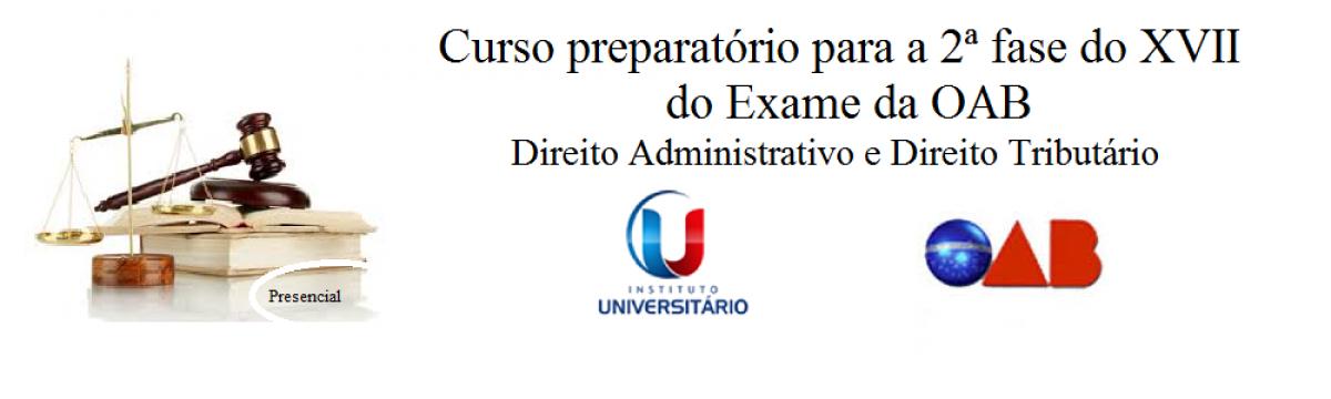 Curso Preparatório para o Exame de Ordem dos Advogados do Brasil
