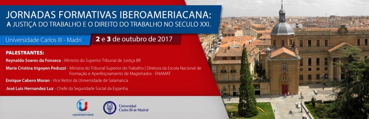 JORNADAS FORMATIVAS IBEROAMERICANAS