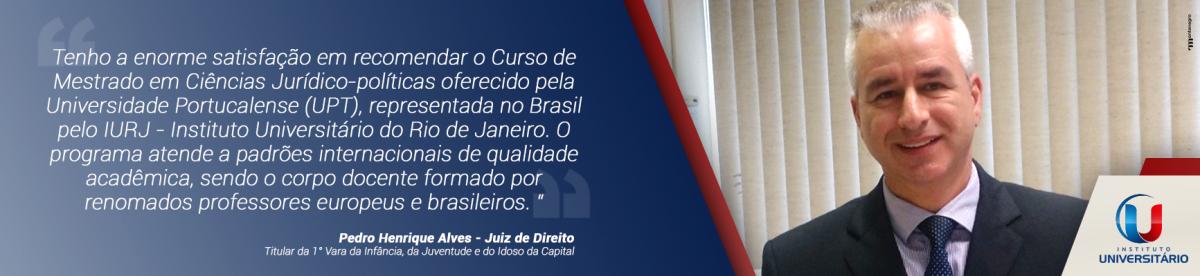 Dr Pedro Henrique