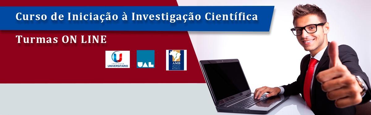 Curso de Iniciação à Investigação Científica