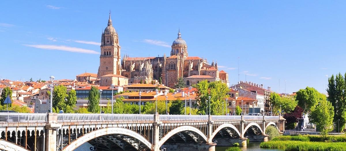 Como Chegar Em Salamanca?